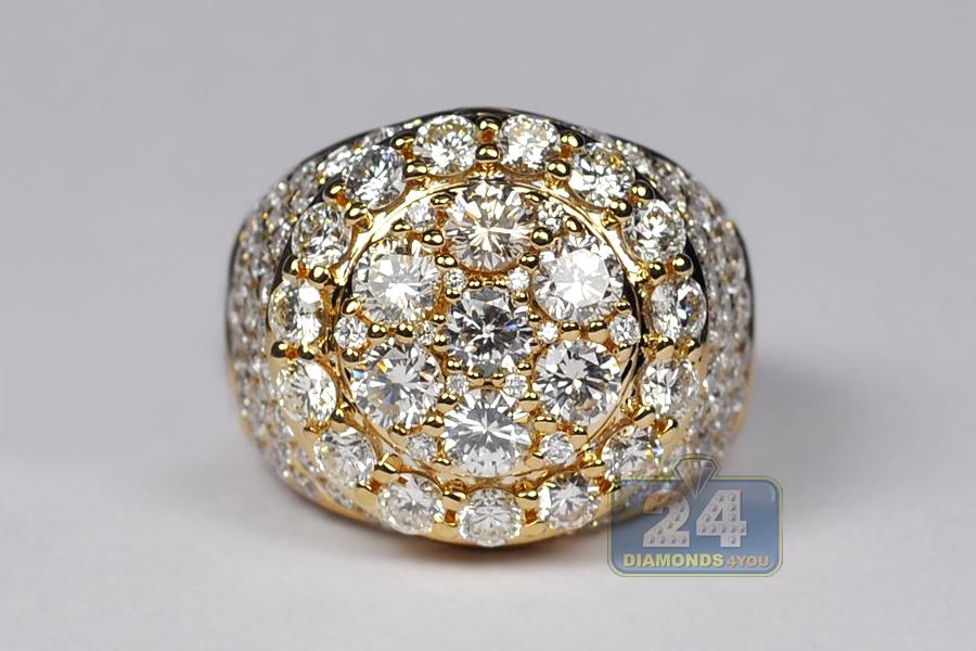 2 Carat Diamond On Size 8 Finger
