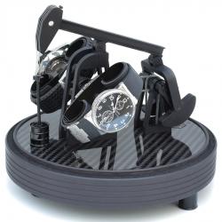Kunstwinder Oil Baron Carbon Fiber Double Watch Winder