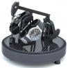 Kunstwinder Carbon Fiber Matte Black Double Watch Winder