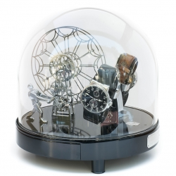 Kunstwinder Ferris Wheel Chrome Double Watch Winder