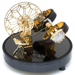 Kunstwinder Ferris Wheel Gold Double Watch Winder