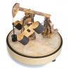 Kunstwinder Oil Baron Desert Mirage Double Watch Winder