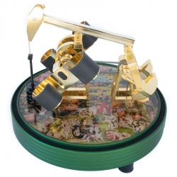 Kunstwinder Oil Baron Garden of Mechanical Delights Watch Winder