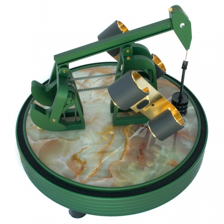 Kunstwinder Oil Baron Going Green Double Watch Winder