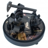 Kunstwinder Oil Baron Heaven & Earth Double Watch Winder