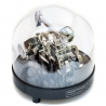 Kunstwinder Oil Baron Nickel Double Watch Winder
