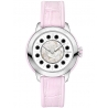 F132024571T01 Fendi IShine Pink Leather 33mm Womens Watch