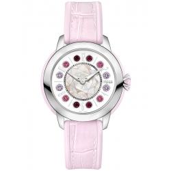 Fendi IShine Topaz Pink Leather 38 mm Watch F132034571T01