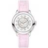 F132034571T01 Fendi IShine Pink Leather 38mm Womens Watch