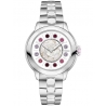 F121024500T01 Fendi IShine White Dial Silver Steel 33mm Watch