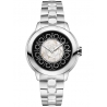 F121031500T01 Fendi IShine Black Dial Silver Steel 38mm Watch