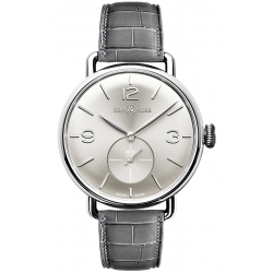 BRWW1-ME-AG-SI/SCR Bell & Ross WW1 Argentium Silver Watch