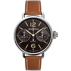 BRWW1-MONO-HER/SCA Bell & Ross Chronographe Monopoussoir Watch
