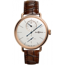 BRWW1-REG-PG/SCR Bell & Ross WW1 Regulateur Rose Gold Watch