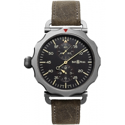 BRWW2-REG-HER/SCA Bell & Ross WW2 Regulateur Heritage Watch