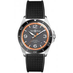 BRV292-ORA-ST/SRB Bell & Ross Vintage BR V2-92 Garde-Cotes Watch