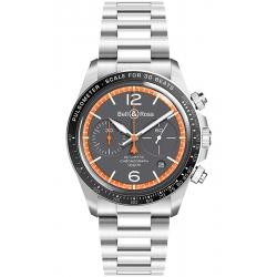 BRV294-ORA-ST/SST Bell & Ross BR V2-94 Chrono Garde-Cotes Watch