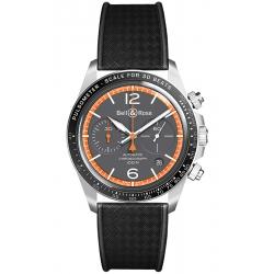 BRV294-ORA-ST/SRB Bell & Ross BR V2-94 Chrono Garde-Cotes Watch