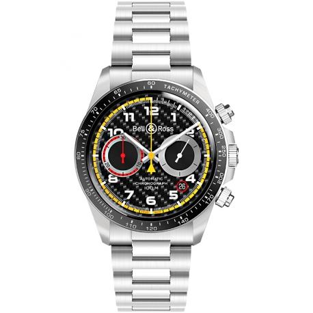 BRV294-RS18/SST Bell & Ross BR V2-94 RS18 Renault Sport Watch