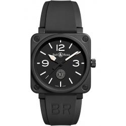 BR0192-10TH-CE Bell & Ross BR 01 10th Anniversary 46 mm Watch