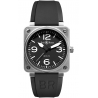 BR0192-BL-ST Bell & Ross BR 01-92 Steel Automatic 46 mm Watch