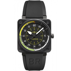 BR0192-AIRSPEED Bell & Ross BR 01-92 Airspeed 46 mm Watch