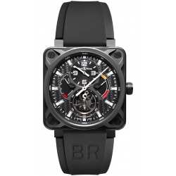 BR01-TOURBILLON Bell & Ross BR 01 Tourbillon 46 mm Black Watch