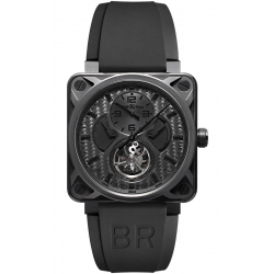 BR01-TOURB-PHANTOM Bell & Ross BR 01 Tourbillon Phantom Watch