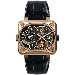 BR-MINUT_TOURB-PG Bell & Ross Minuteur Tourbillon Rose Gold Watch