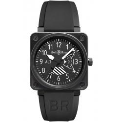 BR0196-ALTIMETER Bell & Ross BR 01-96 Altimeter Pilot Watch