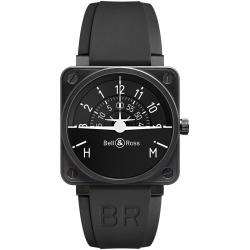 BR0192-TURNCOOR Bell & Ross BR 01-92 Turn Coordinator Watch