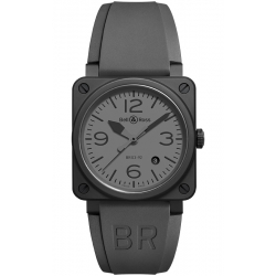 BR0392-COMMANDO-CE Bell & Ross BR 03-92 Commando Ceramic Watch