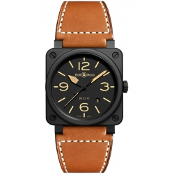 BR0392-HERITAGE-CE Bell & Ross BR 03-92 Heritage Ceramic Watch