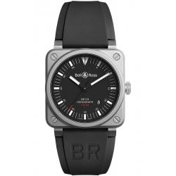 BR0392-HOR-BLC/SRB Bell & Ross BR 03-92 Horograph 42 mm Watch