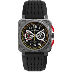 BR0394-RS18 Bell & Ross BR 03-94 Chrono RS 18 Renault Sport Watch