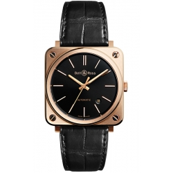 BRS92-BL-PG/SCR Bell & Ross BR S-92 Automatic Rose Gold Watch