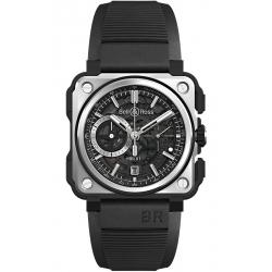 BRX1-CE-TI-BLC Bell & Ross BR-X1 Chronograph Black Titanium Watch