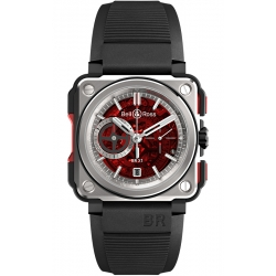 BRX1-CE-TI-REDII Bell & Ross BR-X1 Chronographe Red Boutique Edition Watch