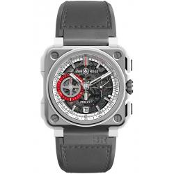 BRX1-WHC-TI Bell & Ross BR-X1 Chronographe White Hawk Watch