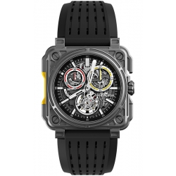 BRX1-CHTB-RS18 Bell & Ross BR-X1 Tourbillon R.S.18 Titanium Watch