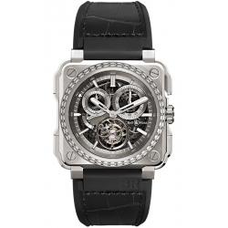 BRX1-CHTB-TI-D Bell & Ross BR-X1 Tourbillon Titanium Diamonds Watch