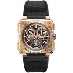 BRX1-CHTB-PG Bell & Ross BR-X1 Tourbillon 18K Rose Gold Watch