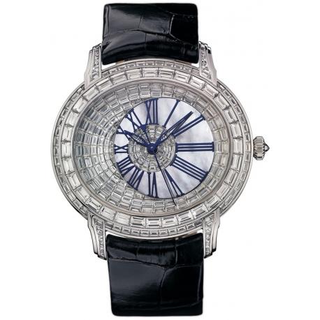 15327BC.ZZ.D022CR.01 Audemars Piguet Millenary Baguette Diamond Watch