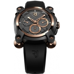 Romain Jerome Moon Dust Invader Chronograph Mens Watch RJ.M.CH.IN.004.01