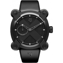 Romain Jerome Moon Dust Invader Mens Watch RJ.M.AU.IN.001.01