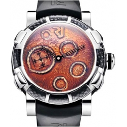 Romain Jerome Moon Dust DNA Mens Watch RJ.MO.F1.11BB.00
