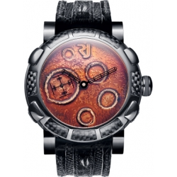 Romain Jerome Moon Dust DNA Mens Watch MO.FB.BBBB.00