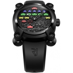 Romain Jerome Moon Dust Space Invader Mens Watch RJ.M.AU.IN.006.02