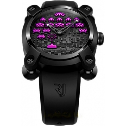 Romain Jerome Space Invaders Purple Watch RJ.M.AU.IN.006.07