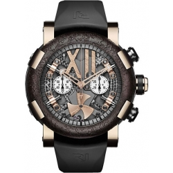 Romain Jerome Steampunk Red Chrono Watch RJ.T.CH.SP.003.01